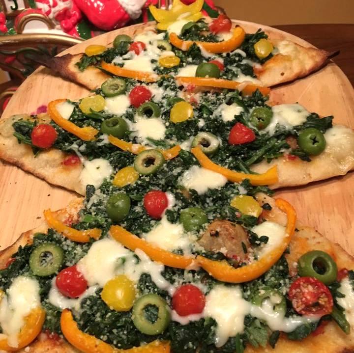 Christmas Pizza