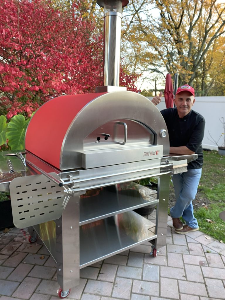 Home Backyard Brick Ovens